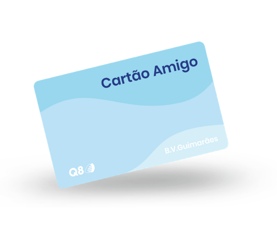 Ative agora o seu cartão