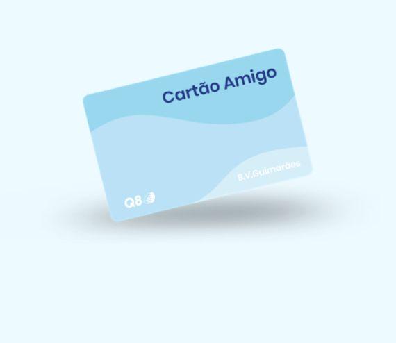 Cartão Amigo